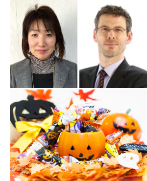 Trick or Treat  Let's enjoy Halloween in English(ハローウィン英会話)